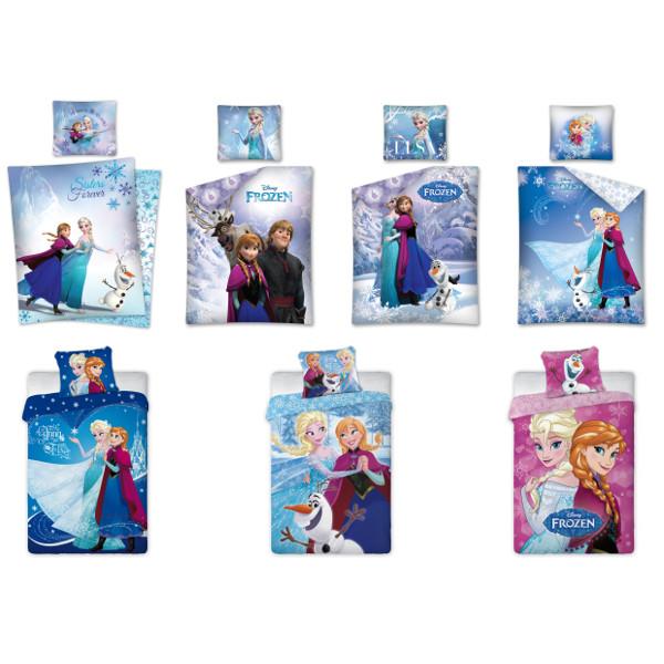 Disney Princesse Des Neiges Parure De Lit Enfant Linge Pour Bebe Ebay