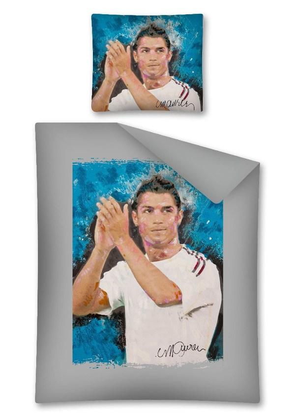 Details Zu Ronaldo Fussball Fan Bettwasche Bed Linen Football