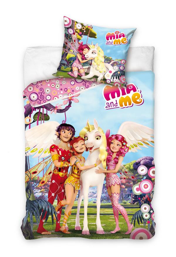 Mia And Me Bettwäsche Mia Me Kinderbettwäsche Mia Me Ebay
