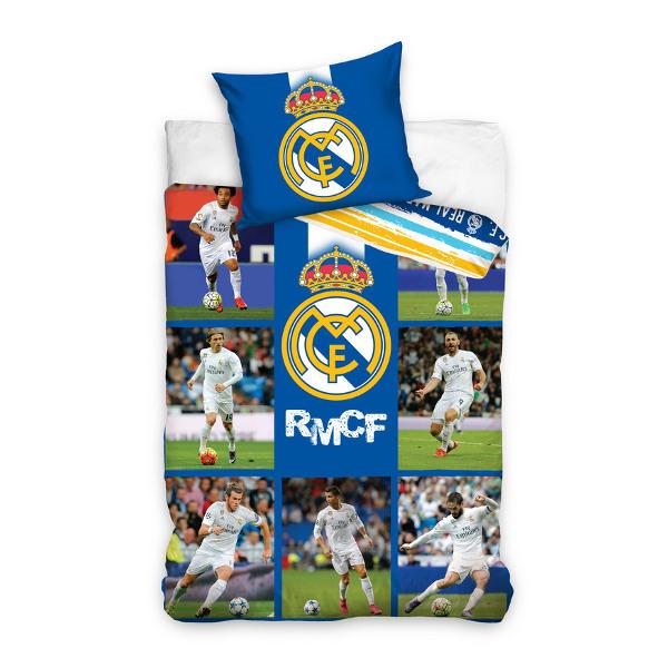 Details Zu Real Madrid Rm172004 Spieler Fussball Bettwasche Ronaldo Rmcf 135 140 160 X 200cm