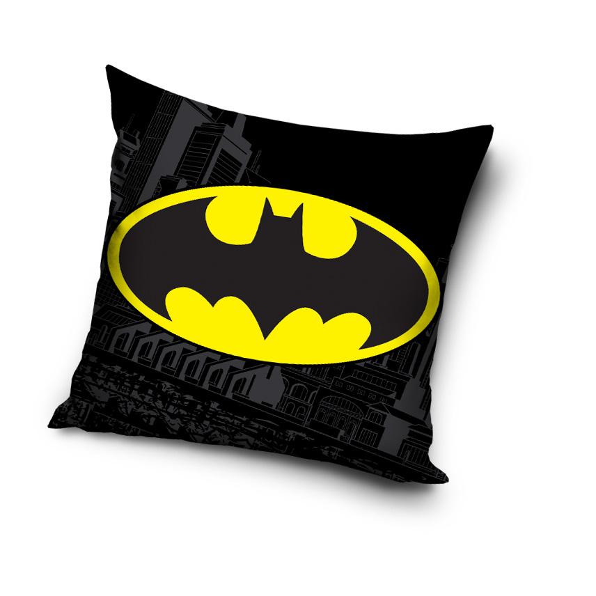 batman kissen pillow 40 x 40 cm ebay. Black Bedroom Furniture Sets. Home Design Ideas
